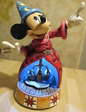 Jim Shore Fantasia Disney Traditions 4013249 Mickey Sorcerer's Apprentice Music