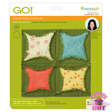 "55170- Accuquilt GO! Big Cutter Cut Rag Circle 6 1/2"" by Heather Banks Quilt Die"