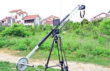 Wesis 8ft Max Load To 20KG jib crane Portable Pro DSLR Video Camera Crane