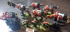 Ogre Team 6 Ogres 5 Goblins - Blood Bowl - 5th Edition - Games Workshop - Metal