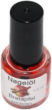 """5 x 4,5ml Nagelöl Duft """" Bratapfel """",Nagelpflege,Pflege,Nagelhaut,Weihnacht"""