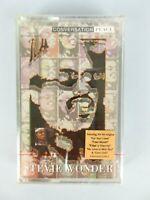 Vintage NEW Stevie Wonder Conversation Peace Cassette Tape Sealed Pop R&B Jazz