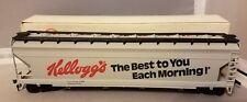 AHM Kelloggs Center Flow Hopper HO Scale Model Railroad Train w/ Box