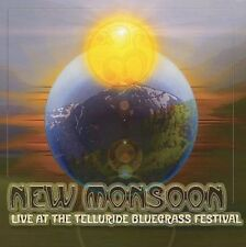 ~DAMAGED ARTWORK CD New Monsoon: Live From the Telluride Bluegrass Festival