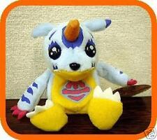 "Gabumon Digimon Plush 6""  Bean Bag Bandai Japan New!"