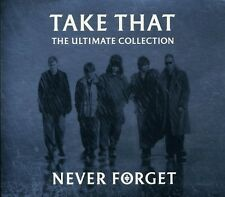 Never Forget-Ultimate Collection - Take That (2005, CD NUEVO)