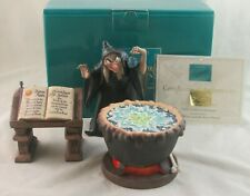 """WDCC """"Evil to the Core"""" Hag Witch from Disney's Snow White in Box with COA"""