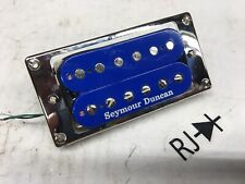 Seymour Duncan SH4 JB Humbucker Bridge Guitar Pickup Blue Tommy Thayer