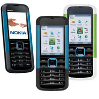 Unlocked to all Network GSM Keyboard NOKIA 5000 Cell Basic cheap Mobile Phone