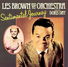 Sentimental Journey [Sony Special Products] by Les Brown (CD, Columbia)