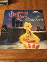 Christmas Eve On Sesame Street Album