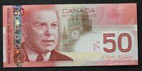 2004/2008  Canada 50 dollar Fifty dollars Canadian  JENKINS / CARNEY UNC