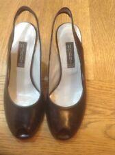 Hobbs Women's 100% Leather Slim Heels for Women