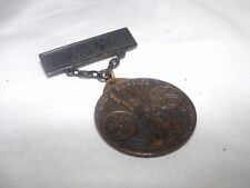 1918 WWI US TREASURY SERVICE AWARD MEDAL-BOY SCOUTS-OCT 1918-MILITARY AWARD-NR