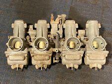 1979 79 Suzuki GS750L GS750 L Carburetors Mikuni VM26 26mm 450 80