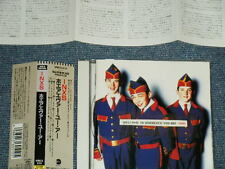 INXS Japan 1992 NM CD+Obi WELCOME TO WHEREVER YOU ARE