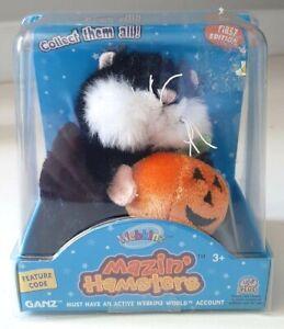 Webkinz SPOOKY Halloween Mazin' Hamsters WE000820 New in Box