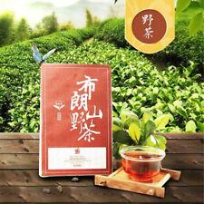 200gYunnan Ripe Puer Tea BuLang Old Wild Tree Black Tea Organic Cooked Puerh Tea