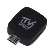 Mini Micro USB DVB-T Digital TV Tuner Receiver For Android Phone Tablet PC
