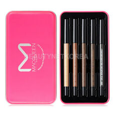 [MACQUEEN NEW YORK] Waterproof Pencil Gel Liner Set (1.4g*5pcs) / waterproof