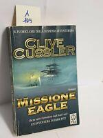 Missione eagle di Clive cussler