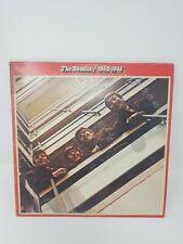 The Beatles Red Album Vinyl
