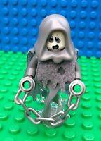 Lego 71010 Monsters Minifigures Series 14 GHOST Dementor Chain Halloween Minifig