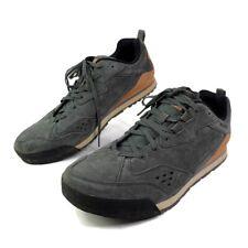 Merrell Men's Burnt Rock Tura Travel Gray Suede Sneaker Trainers US 11 EU 45