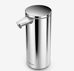 Simple-human 9oz Touch Free Rechargeable Soap Dispenser