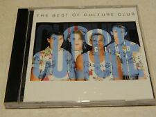 Culture Club The Best Of CD [Ft: Time, Karma Chameleon, Victims, The Dive]