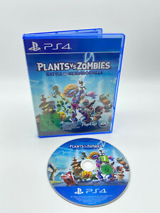 Plants vs. Zombies: Battle for Neighborville (PlayStation 4, 2019) Neuwertig