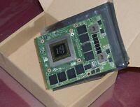 Nvidia Quadro K3000M 2GB N14E-Q1-A2 DDR5 Grafikkarte für Fujitsu Celsius H920