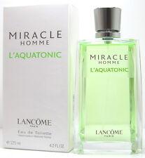 Lancome Miracle Homme L Aquatonic 125 ml EDT Spray