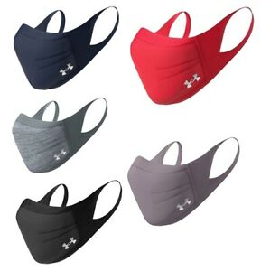 Under Armour Sports Face Mask Reusable Washable Cover Masks Men Women Fashion