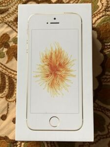Apple iPhone SE - 128GB - Gold (Unlocked) - Please See Description