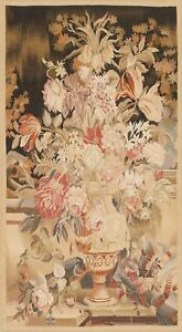 Vintage Floral Transitional Tapestries French Area Rug Home Decor 3'x5' Carpet