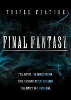 Final Fantasy Triple (Kingsglaive: Final Fantasy XV, Final Fantasy: The