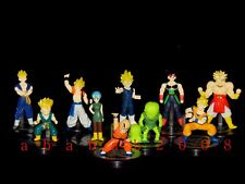 Bandai Dragonball Z figure Super Saiyan Collection gashapon (full set 10 Pcs)