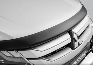Genuine Mitsubishi MR Triton Tinted Bonnet Protector MZ350643