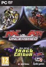 MX vs ATV Unleashed TRACK EDITOR Racing PC GAME Windows XP/2000