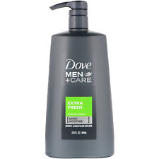 Men+Care, Body and Face Wash, Extra Fresh, 23.5 fl oz (694 ml)