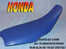 Honda TRX450R New seat cover 2004-15 TRX 450 TRX450 R TRX 450 Sportrax Blue 943B