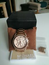Michael Kors Blair Chronograph Ladies Watch MK 5263