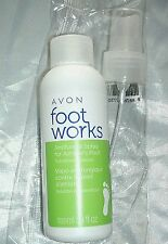 Avon Foot Works Antifungal Spray Athelte's Foot 3.4 oz Tolnaftate 1.0%  New Look