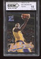 Kobe Bryant RC 1996-97 Fleer Ultra #52 Lakers Rookie HOF GEM Elite 10 Pristine