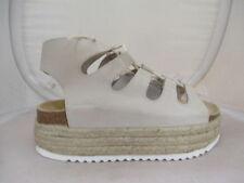 Jeffrey Campbell PLATFORM Sandal UK 8 EUR 41 REF F22*