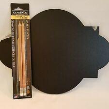 Chalkboard And Chalk Pencils Multi Pastel Metal Effects Crafts Menu Signs Decor
