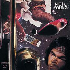 Neil Young - American Stars 'N Bars NEW SEALED LP Like a Hurricane, etc