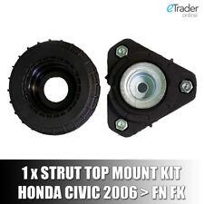 FOR HONDA CIVIC MK8 TYPE-R 2006> FRONT STRUT TOP MOUNT KIT INC 1 BEARING