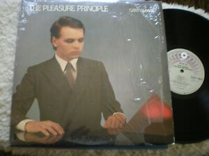 Gary Numan lp The Pleasure Principle Atco SD 38-120 1979 Original Shrink!